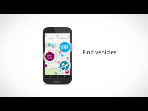Free2Move - The Car Sharing App