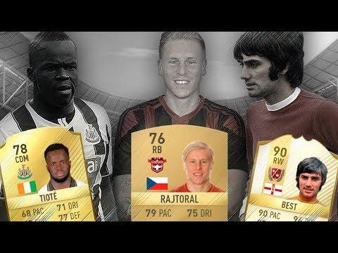 💀 ФУТБОЛИСТЫ, КОТОРЫХ БОЛЬШЕ НЕТ 💀 | FIFA 17