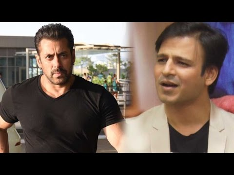 Vivek Oberoi's RESPONDS On Getting Ignored By Salm