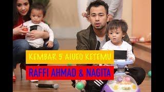 Video KEMBAR 5 KETEMU ARTIS RAFI AHMAD & NAGITA MP3, 3GP, MP4, WEBM, AVI, FLV Januari 2018