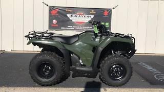 8. 2019 Honda FourTrax Rancher 4x4 ES