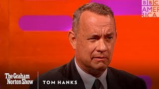Tom Hanks' Amazing Clint Eastwood Impression - The Graham Norton Show