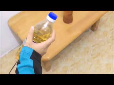 Recycling Used Cooking Oil
