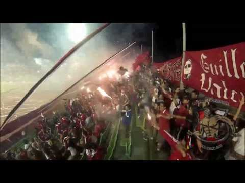 LOS DEMONIOS ROJOS l CARACAS FC Vs CA Lanus l Copa Libertadores 2014 l 30-01-2014 - Los Demonios Rojos - Caracas