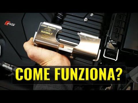 Come funziona l'antifurto meccanico per auto Block Box?  BlockBox Antifurto
