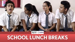 Video FilterCopy | School Lunch Breaks | Ft. Rohan Shah, Apoorva Arora, Nayana Shyam and Banerjee MP3, 3GP, MP4, WEBM, AVI, FLV Agustus 2018