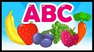 http://www.mondedestitounis.fr/ Apprendre l'alphabet avec les fruits et les légumes ! Des chansons et des comptines pour apprendre l'alphabet et les fruits et ...