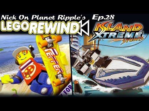 Lego Rewind Ep.28-  Lego Island Xtreme Stunts
