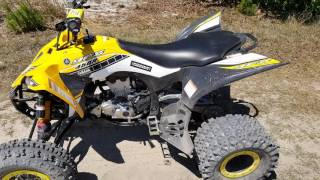 7. YFZ 450R 2016  ESPECIAL EDITION REVIEW