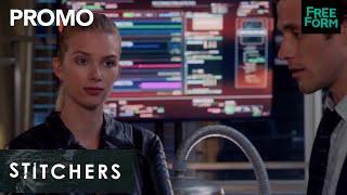 "Stitchers   Season 3 Episode 5 Promo: ""Paternis""   Freeform"