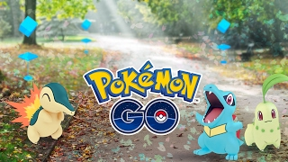 【公式】更に広がるPokémon GOの世界! by Pokemon Japan