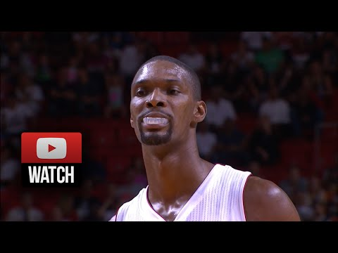 Bosh - BUY NOW BoingVERT for smart athletes! 50% OFF http://goo.gl/RdgL83 Download EVERY NBA game in HD! http://goo.gl/FJU58O Like, Comment, Share & Subscribe for more! :) --- FOR MORE ...