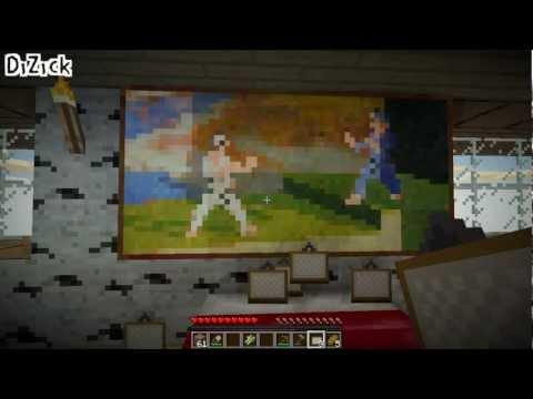 Яна и DiZick в Minecraft-е 16 часть