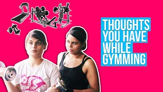 Video Thoughts You Have While Gymming MP3, 3GP, MP4, WEBM, AVI, FLV September 2018