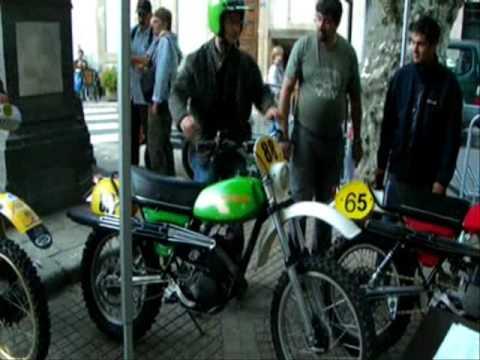FLORAC Vintage Enduro - France 2009