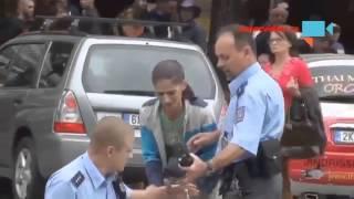 POLICIE HONÍ ZLODĚJE V CENTRU PRAHY!