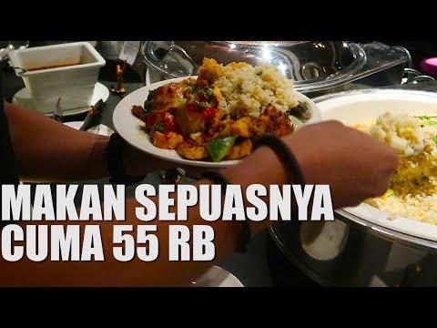 GAK BOHONG!! Tempat Makan All YOU CAN EAT Cuma 55 RB   Dan Dinner Di HOTEL GRAND MERCURE BANDUNG