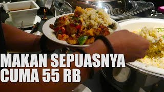 Download Video GAK BOHONG!! Tempat Makan All YOU CAN EAT Cuma 55 RB | Dan Dinner di HOTEL GRAND MERCURE BANDUNG MP3 3GP MP4