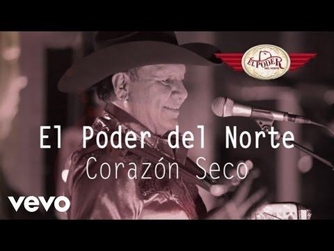El Poder Del Norte - Corazón Seco (Lyric Video)