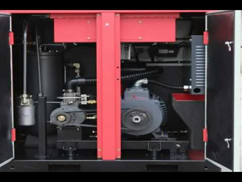 oil injected screw air compressor,20 year factory wholesale high quality oil roto inject air compres