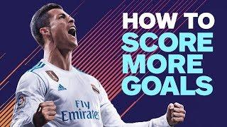 Video 6 Ways to Score More Goals in FIFA 18 MP3, 3GP, MP4, WEBM, AVI, FLV Juni 2018