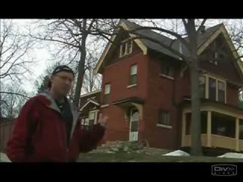 CBC Video - Andy Christie inspects a century home