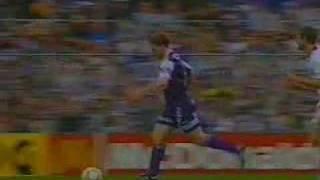 Kapitän Ogris schießt Traumtor gegen Austria Salzburg (1996/97)