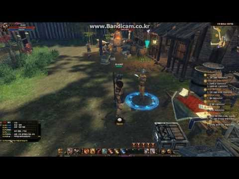 Archlord 2 gameplay part 1