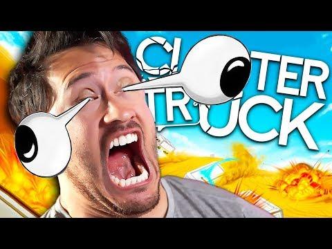 Clustertruck w/ TOBII EYE TRACKER - Thời lượng: 16 phút.