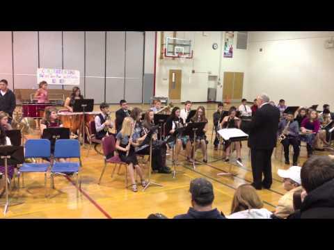 Ariel Alexus Winter Concert 2012 (видео)