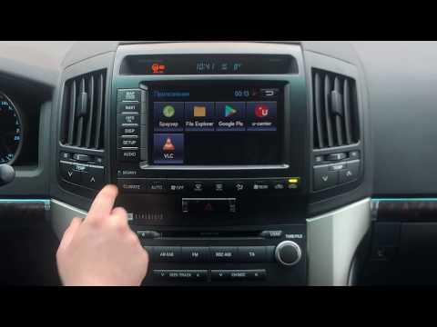 Мультимедийный навигационный блок Navitouch NT3306 для Toyota/Lexus 2010-2013