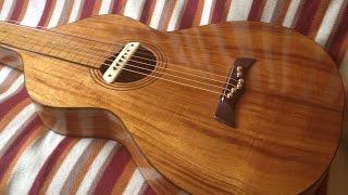 Benvenuto to Herrmann Guitars