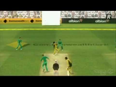 Cricket Challenge Wii