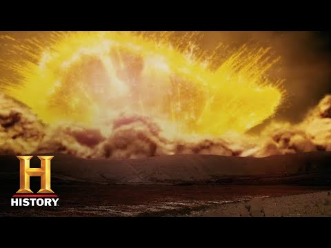 Doomsday: 10 Ways the World Will End: MASSIVE ASTEROID STRIKES EARTH (Season 1) | History