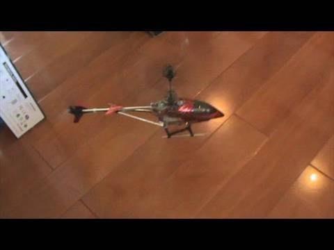 Смотреть видео вертолет Syma S006G