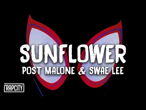 Post Malone Swae Lee - Sunflower (10 Hours Loop) Spiderman- Into The Spider Verse