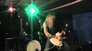 Seven Witches - The Answer (live 4-21-12) HD
