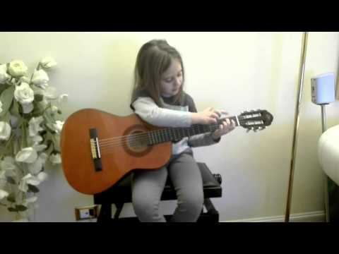 Tutorial chitarra per i piccoli