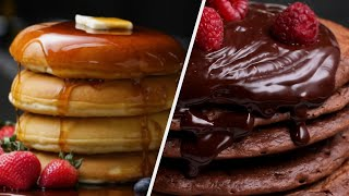 Pancake Recipes For The Perfect Breakfast by Tasty