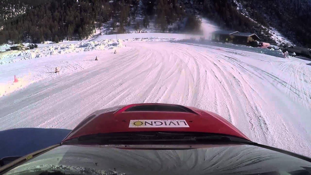 MAK - Ice Driving School