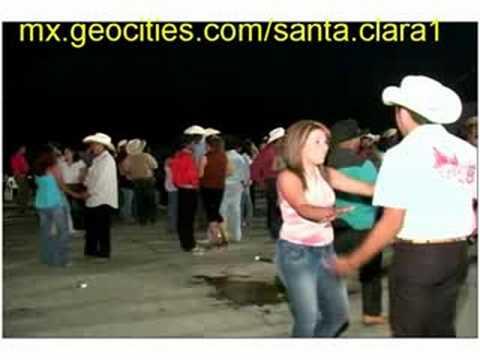 Chotis en Santa Clara