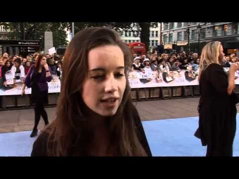 Anna Popplewell On The New Narnia Film