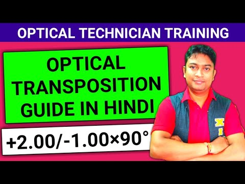 Optical Cross Compound Power | Optical Cross connect in hindi video by Om Talk |