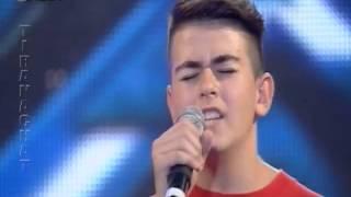 X Factor Albania 2 - 18 Nentor 2012 - Herri Beluli