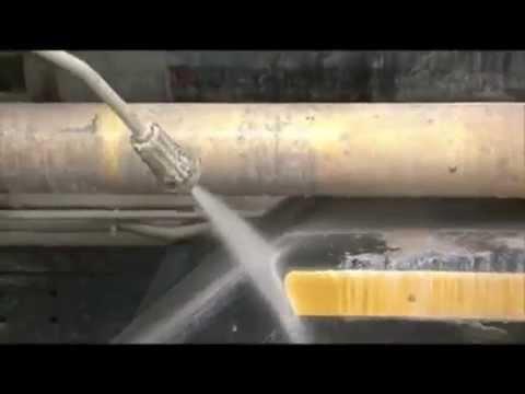 GTR ECO PRO - Remoção de Resíduos de Concreto