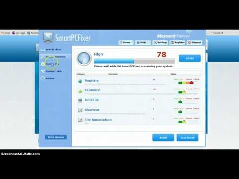 ▶Free Download + Install Smart PC Fixer for PC Errors