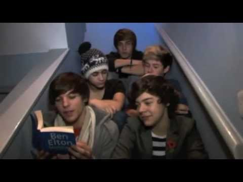 Funniest/Best 1D video diary moments