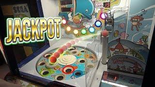 Video Jackpot en NUEVA máquina de Delfín - Rapidín en el Arcade MP3, 3GP, MP4, WEBM, AVI, FLV Mei 2019