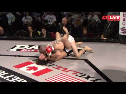 TXC MMA Legends 5 Bagnasco vs Langbeen