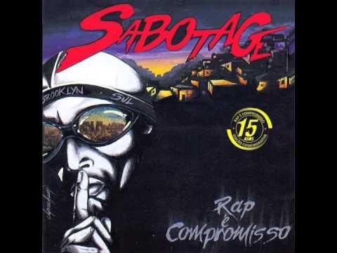 """Sabotage - """"Rap é Compromisso"""" - Rap é Compromisso"""